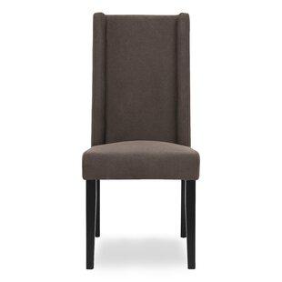 Gracie Oaks Wakerobin Upholstered Dining Chair