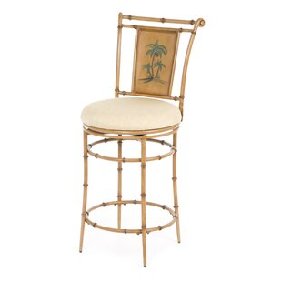 Luna 26 Swivel Bar Stool Bay Isle Home
