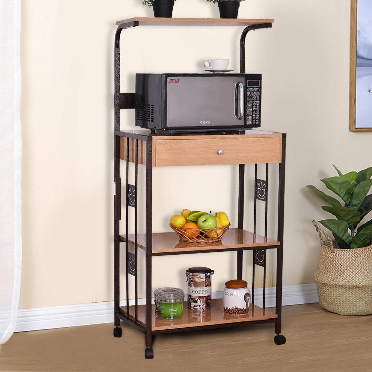 Kester Standard Microwave Stand