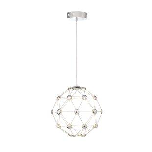 Orren Ellis Sturgis 32-Light LED Globe Ch..
