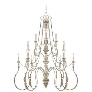 Astoria Grand Westerlund 12-Light Chandelier