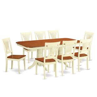 Napoleon 9 Piece Dining Set Wooden Importers