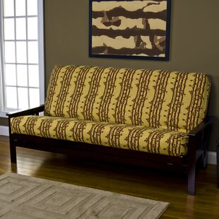 Zipper Box Cushion Futon Slipcover by Fleur De Lis Living