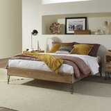 Montauk Queen Platform Bed by Grain Wood Furniture
