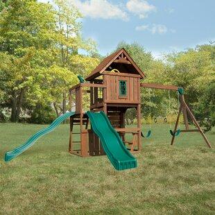 Swing-n-Slide Monteagle Swing Set