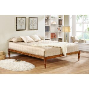 Wood Bed Frames Youll Love Wayfair