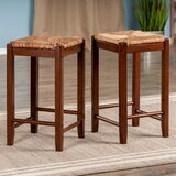 Kaden Bar & Counter Stool (Set of 2) by Red Barrel Studio®