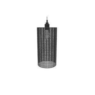 Titus 1-Light Cylinder Pendant by Pekota