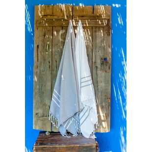Burns Classic 100% Cotton Bath Towel by The Twillery Co. Best