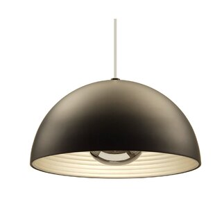 Comparison 1-Light Inverted Pendant By Seed Design