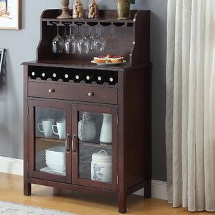 Dishon Bar Cabinet by Char..