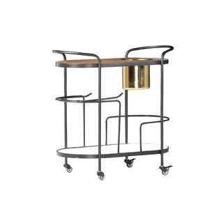 Pelchat Serving Cart By Brayden Studio