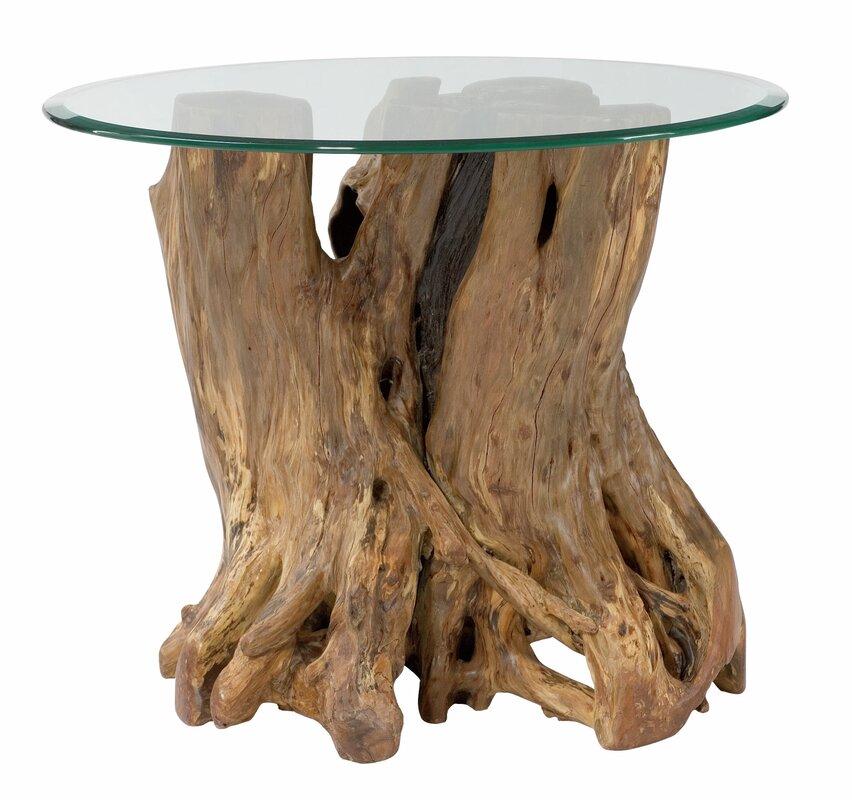 Winooski Root Ball End Table