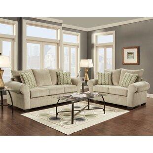 Carrie Sleeper Configurable Living Room Set by Red Barrel Studio