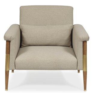 Annetta Occasional Armchair by Brayden Studio