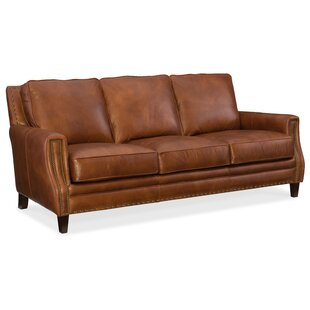 Exton Leather Sofa