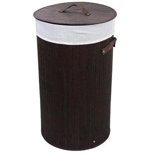 Best Price Round Folding Laundry Hamper By ORE Furniture