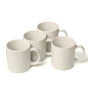 Chartridge 12 oz. Mug (Set of 4)