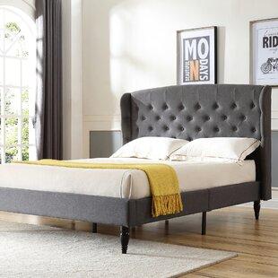 Novalee Upholstered Platform Bed