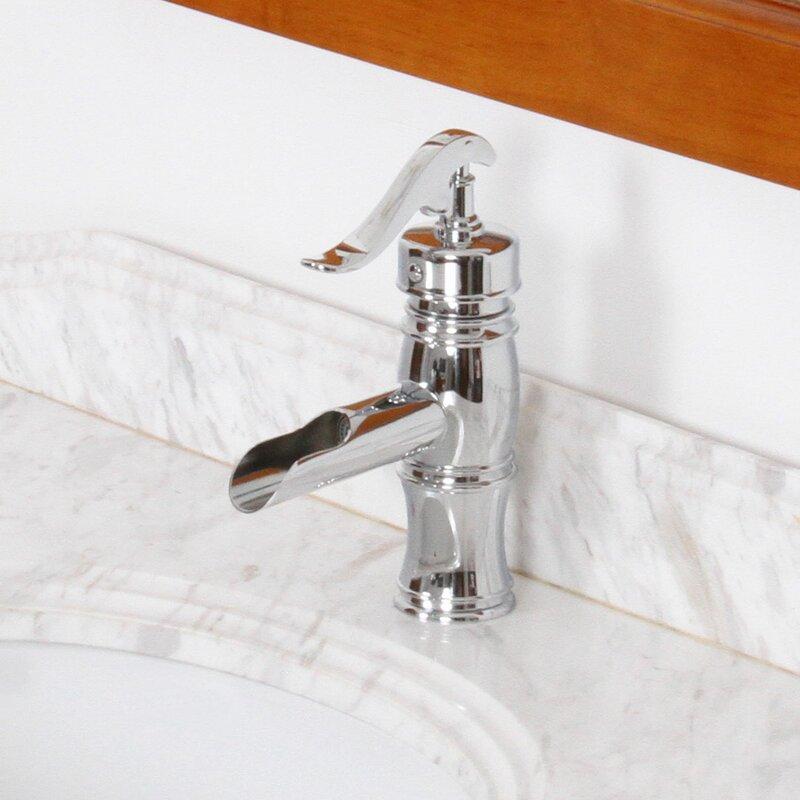 Elite Vintage Bathroom Water Pump Faucet & Reviews | Wayfair