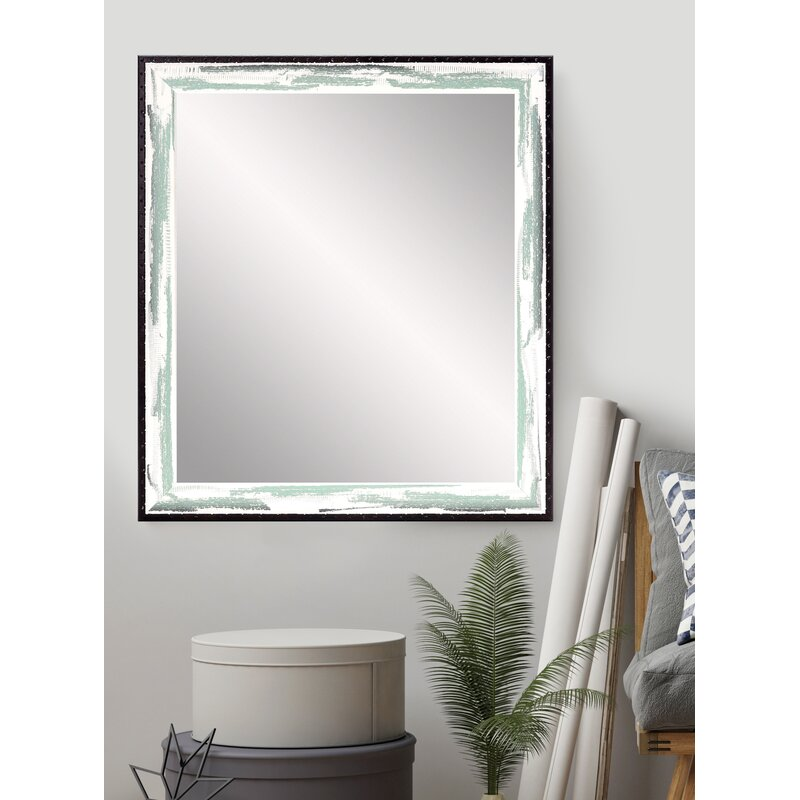 Highland Dunes Gaskill Industrial Accent Mirror Wayfair