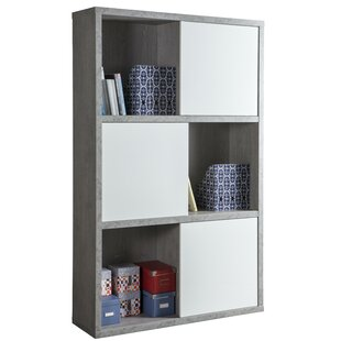 Dargan Tall Bookcase By Ebern Designs