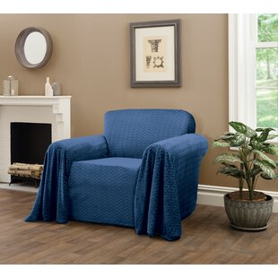 Box Cushion Armchair Slipcover By Freeport Park