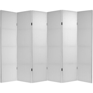 Bloomsbury Market Rozier 6 Panel Room Divider