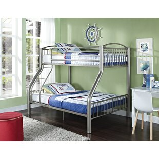Reviews Heusden Twin over Full Bunk Bed by Zoomie Kids Reviews (2019) & Buyer's Guide