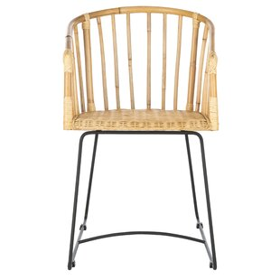 Claytor Barrel Dining Chair by Bungalow R..