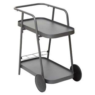 Asgard Bar Serving Cart By Sol 72 Outdoor