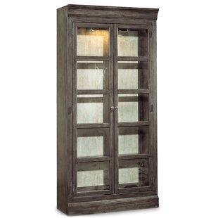 Hooker Furniture Vintage Lighted Display Stand