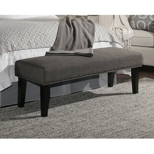 Alongi Upholstered Bench