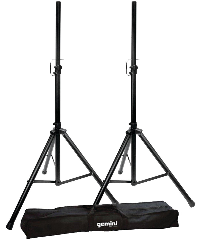 Gemini Adjustable Height Speaker Stand Set Wayfair