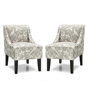 Purchase Adams Armchair (Set of 2) by Andover Mills Reviews (2019) & Buyer's Guide