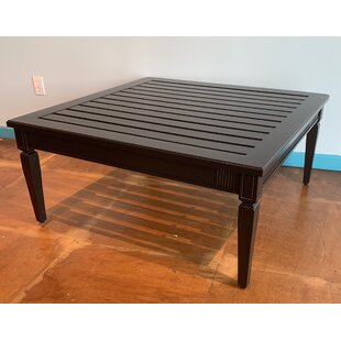Compare & Buy Ulrich Aluminum Coffee Table by Alcott Hill