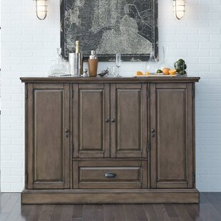 Canora Grey Les Bar Cabinet