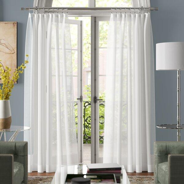 Extra Wide Curtain Panels Joss Main