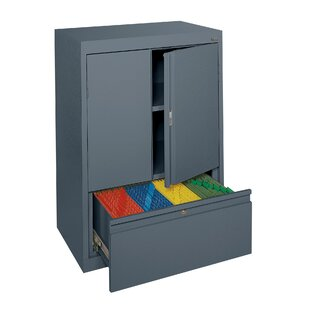 Systems Series 2 Door Storage Cabinet by Sandusky Cabinets