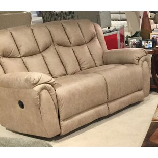 High Profile Reclining Loveseat by Southern Motion