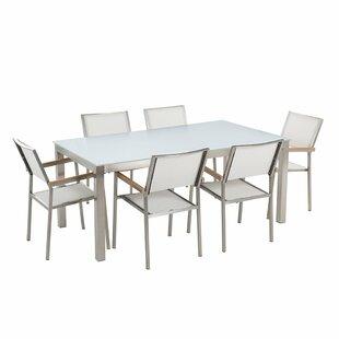 Voluntown 7 Piece Dining Set