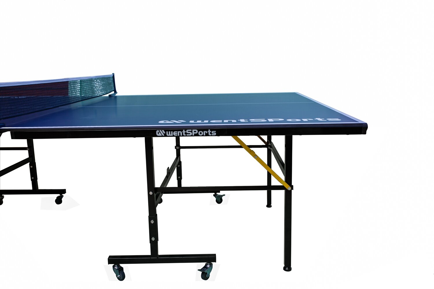 Wateday Wentsports Mini Foldable Indoor Outdoor Table Tennis Table With Paddles And Balls Wayfair