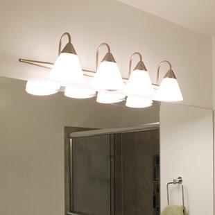 Efficient Lighting 4-Light Vanity Light