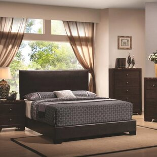 Tanner Upholstered Panel Bed