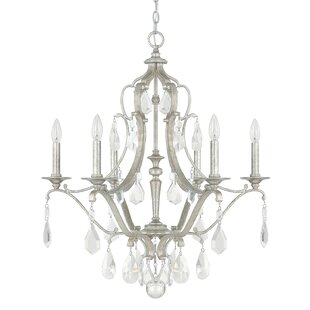 Destrey 6-Light Chandelier..