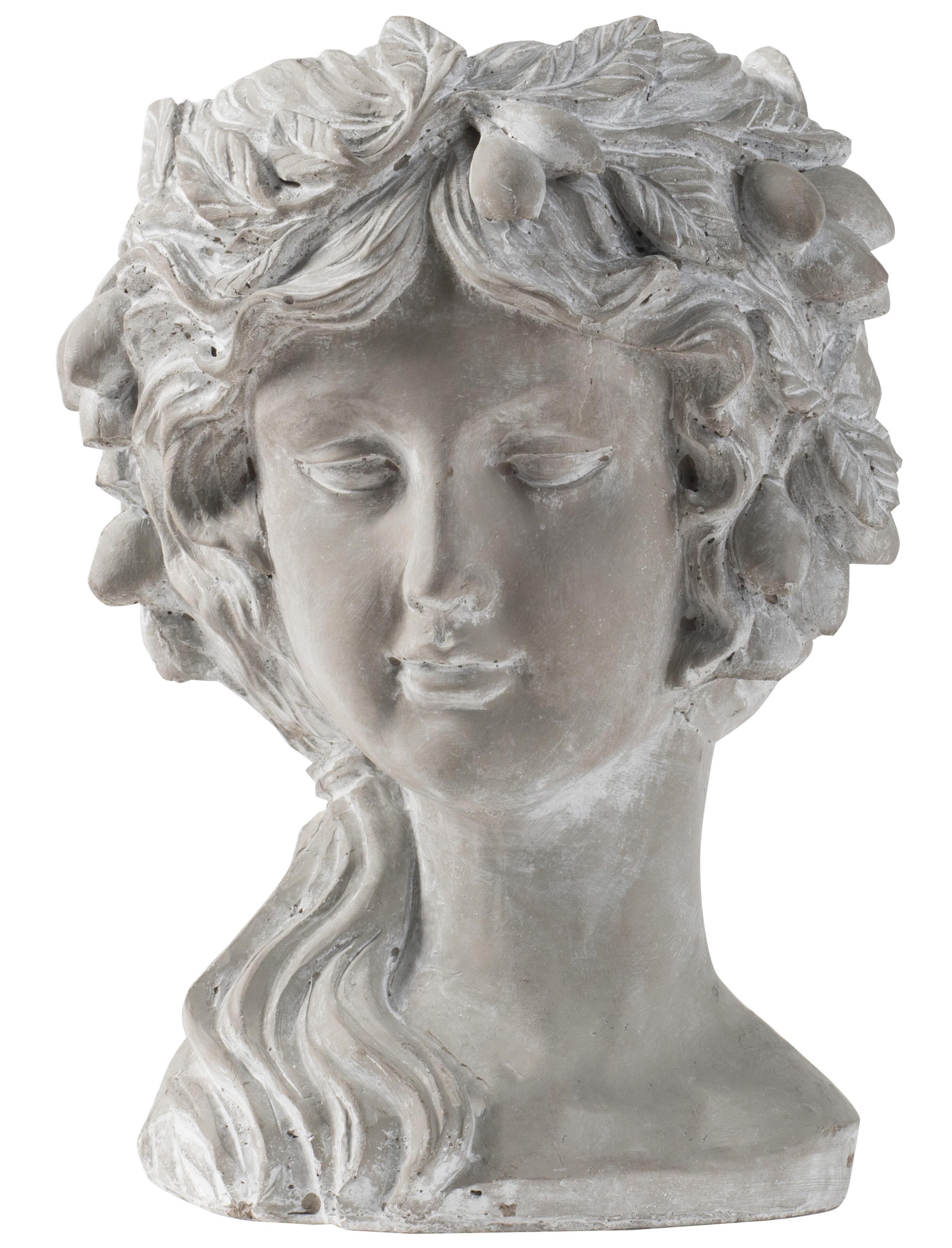 Ophelia Co Bethea Cement Statue Planter Reviews Wayfair