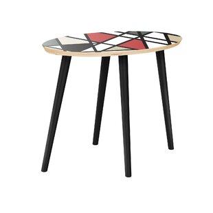 Jodi End Table by Brayden Studio