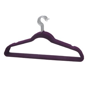 Find Velvet Suit Multipurpose Slim Hanger (Set of 20) By BriaUSA