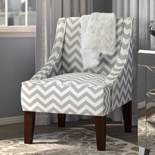 Mckamey Slipper Chair by Alcott Hill