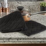 Lavish Home Deluxe Quilted Potholder (Set of 2)